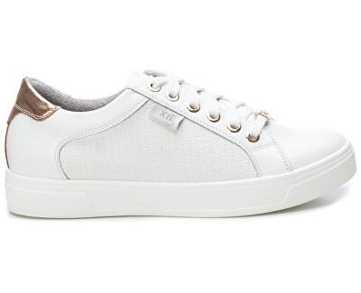 Dámské tenisky White Pu Ladies Shoes 49804 White