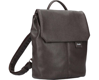 Dámský batoh Mademoiselle MR8-canvas-brown