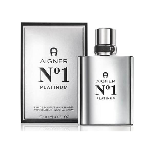 Aigner No. 1 Platinum - EDT 100 ml