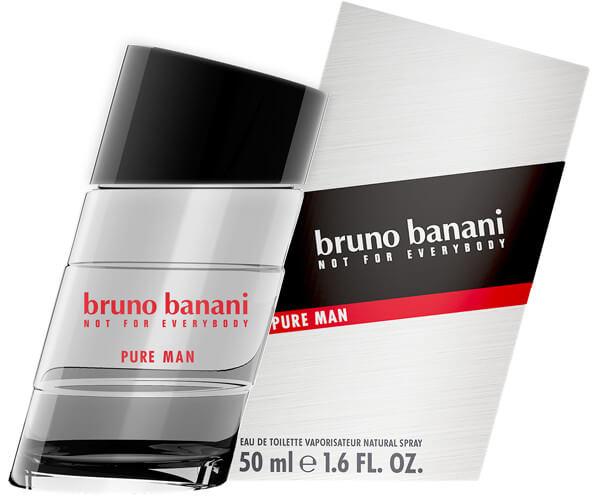 Bruno Banani Pure Man - EDT50 ml