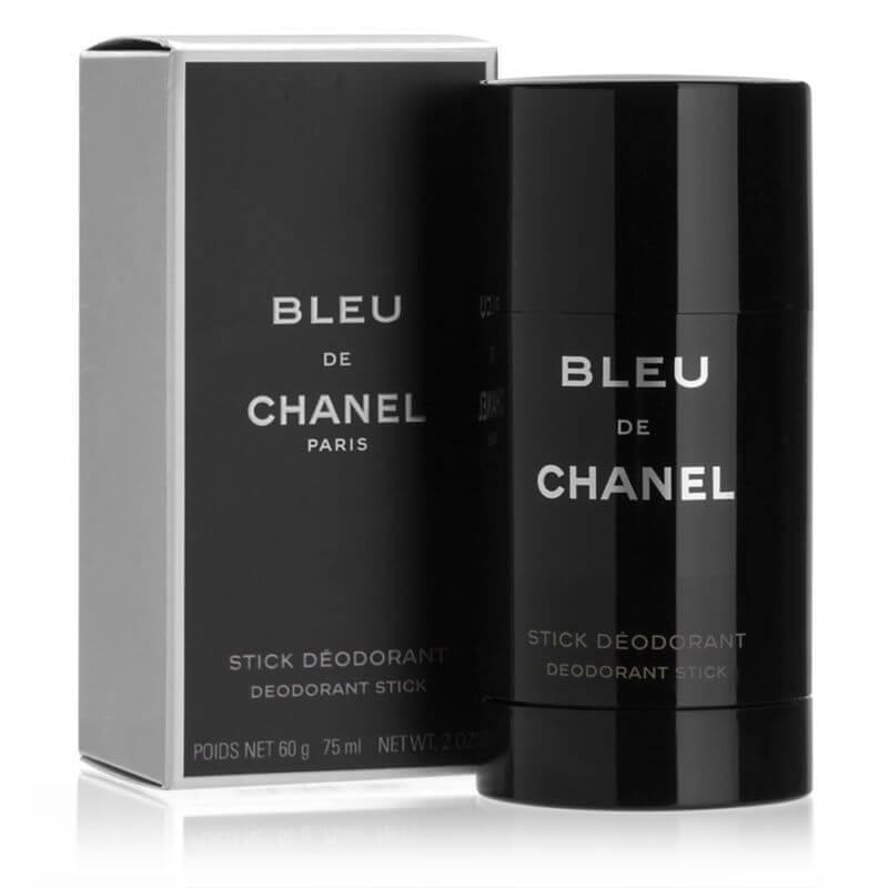Chanel Bleu De Chanel - tuhý deodorant75 ml