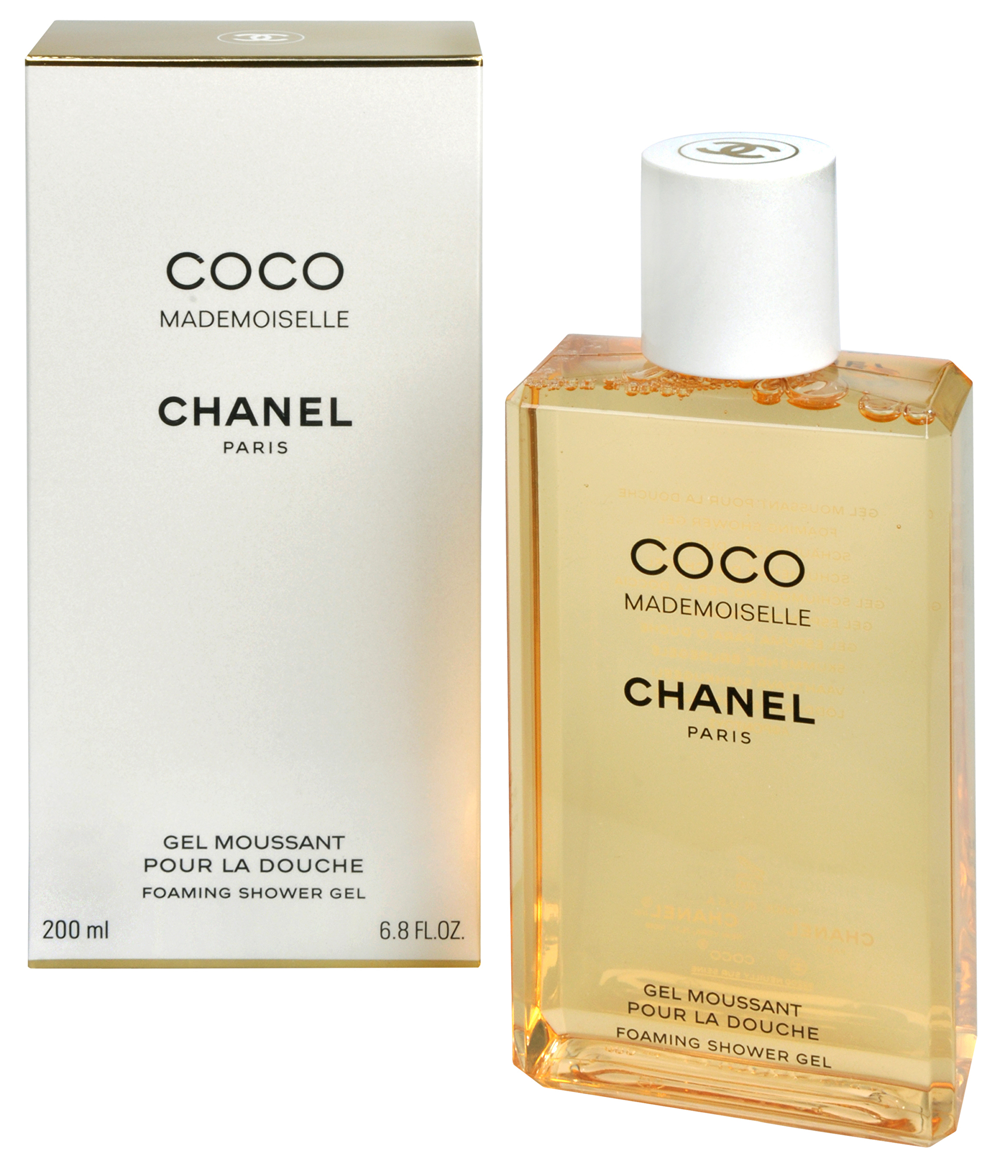 Chanel Coco Mademoiselle - sprchový gel200 ml
