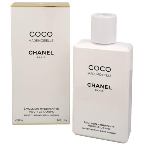 Chanel Coco Mademoiselle - tělové mléko200 ml