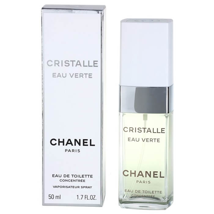 Chanel Cristalle Eau Verte - EDT50 ml