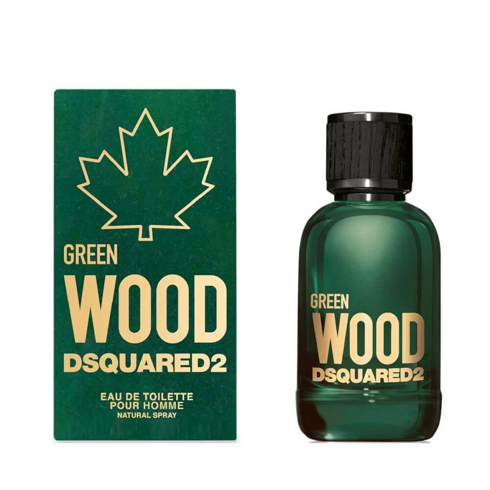 Dsquared² Green Wood - EDT 100 ml