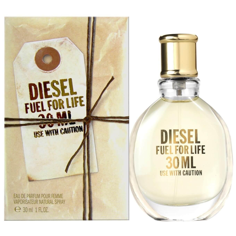 Diesel Fuel For Life Woman - EDP 50 ml + 2 měsíce na vrácení zboží