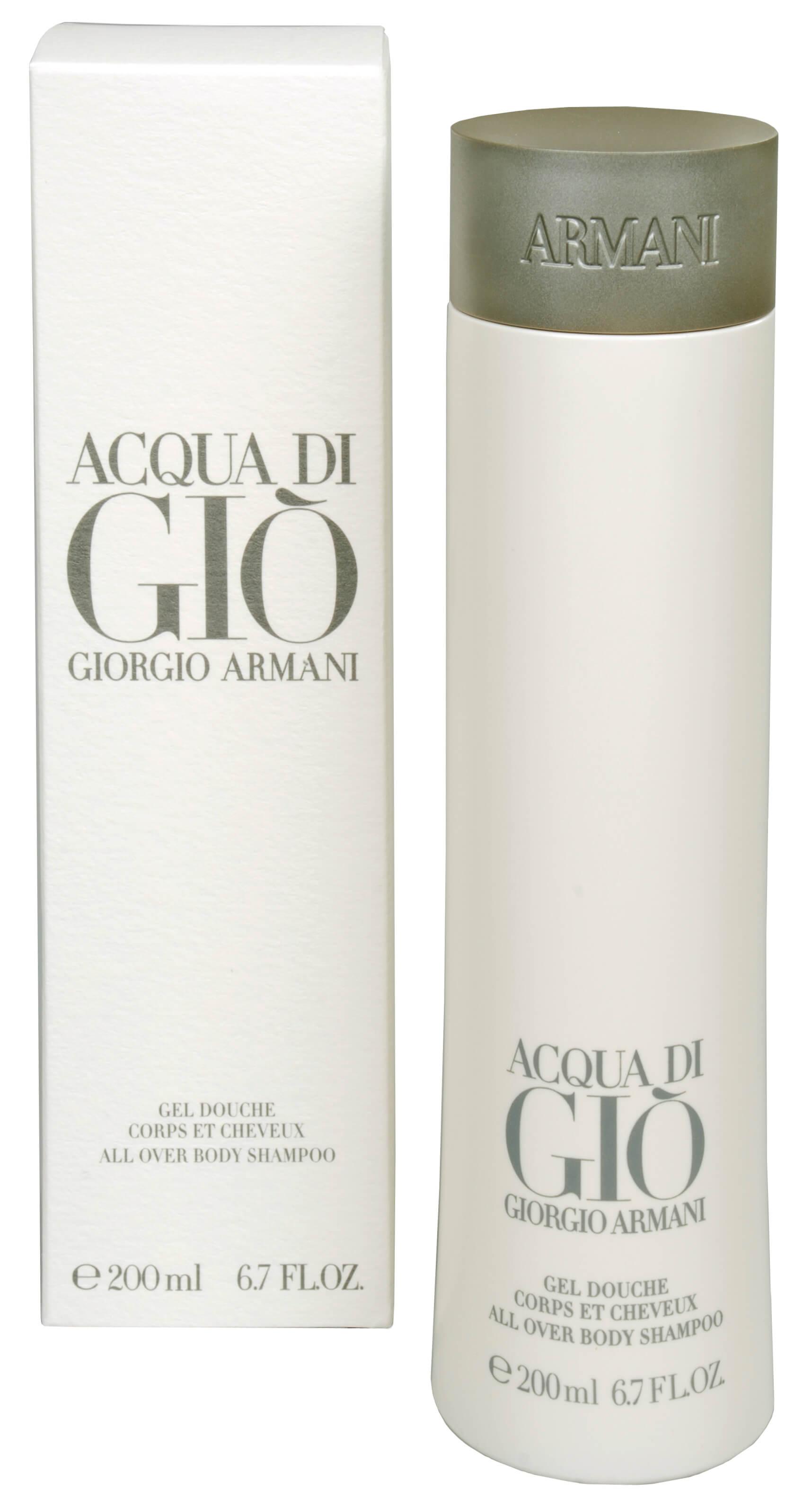 Armani Acqua di Gio pour Homme - sprchový gel 200 ml + 2 měsíce na vrácení zboží