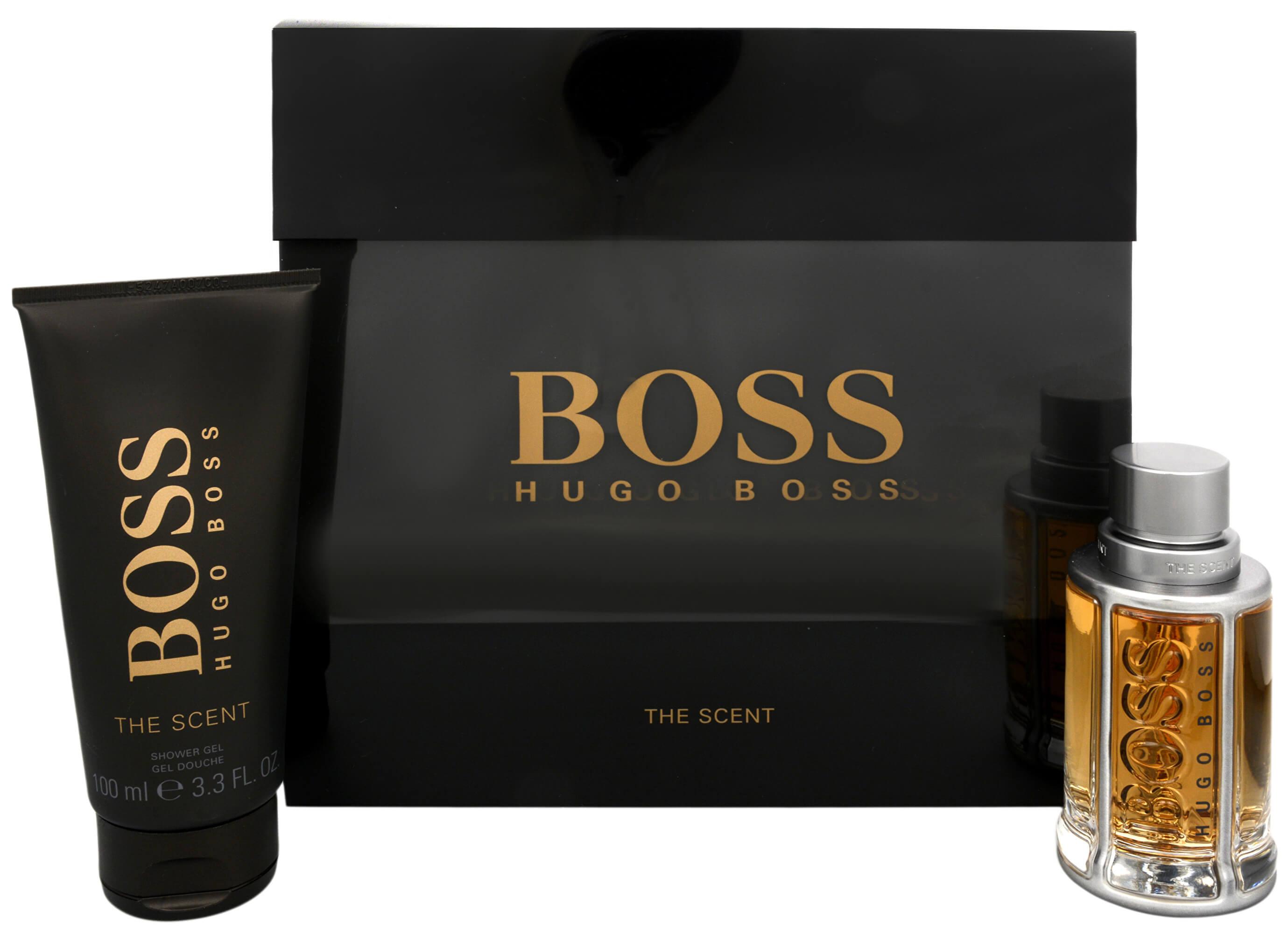 Hugo Boss Boss The Scent - EDT 50 ml + sprchový gel 100 ml + 2 měsíce na vrácení zboží