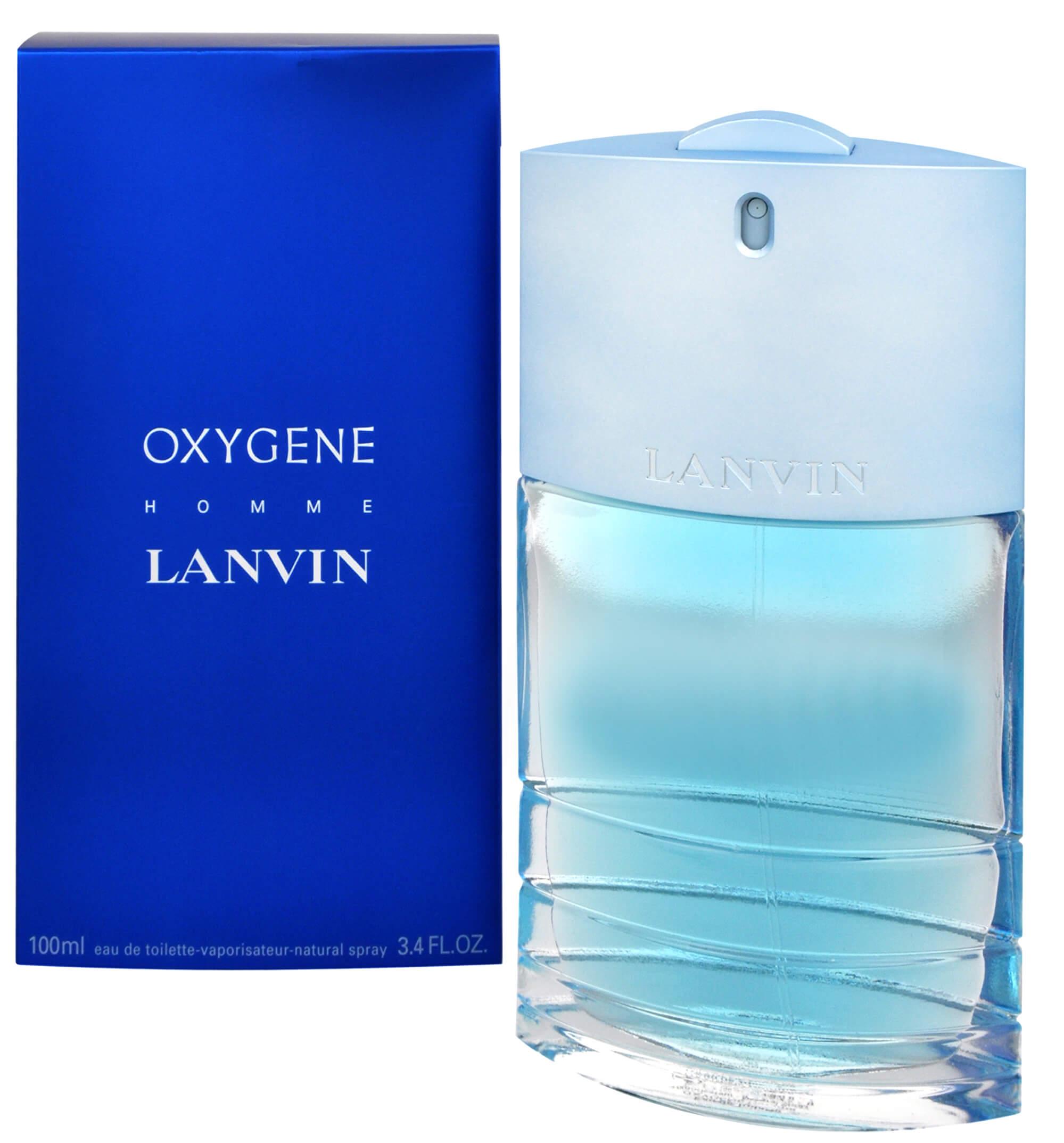 Lanvin Oxygene Homme - EDT 100 ml + 2 měsíce na vrácení zboží