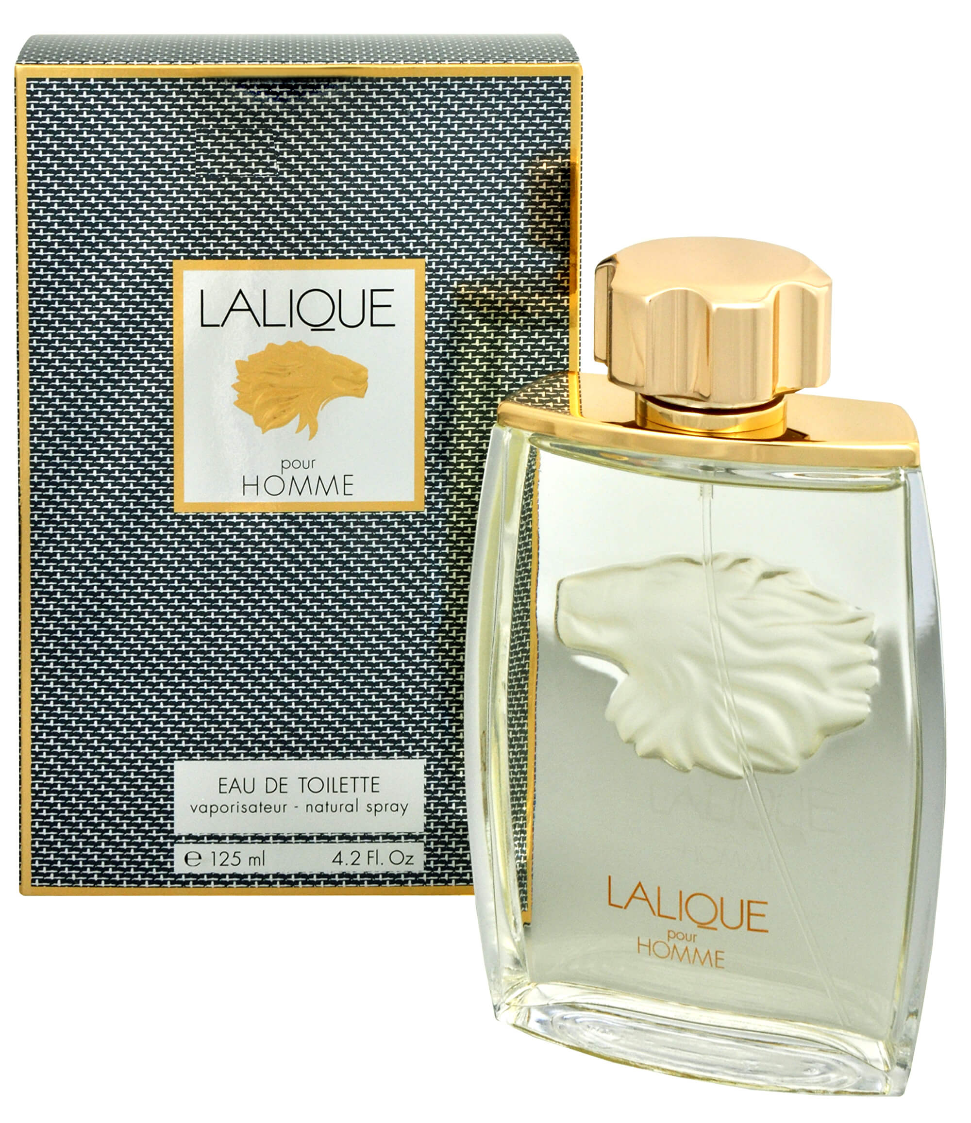 Lalique Lalique Pour Homme - EDT125 ml