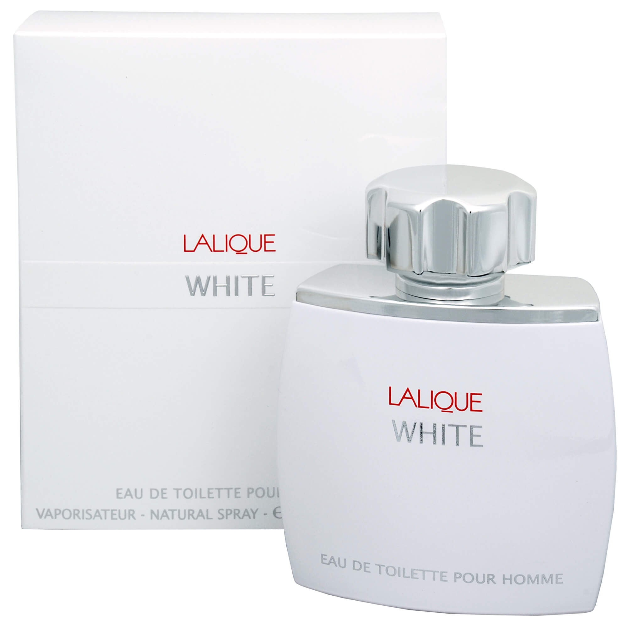 Lalique White - EDT 75 ml