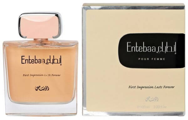 Rasasi Entebaa For Women - EDP 100 ml