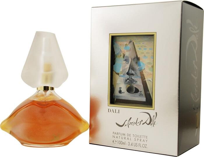 парфюм дали