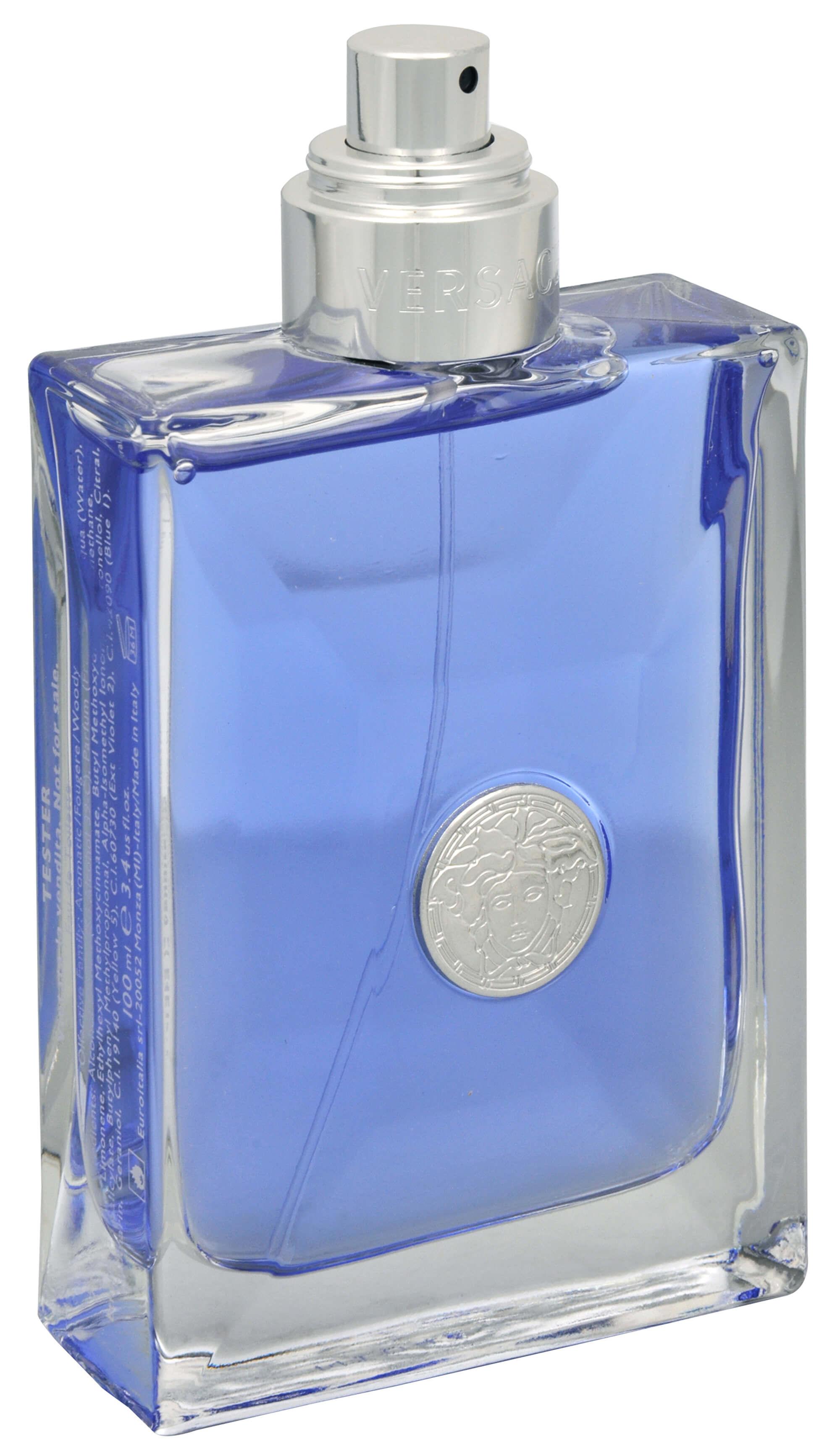 Versace Pour Homme - EDT TESTER 100 ml + 2 měsíce na vrácení zboží