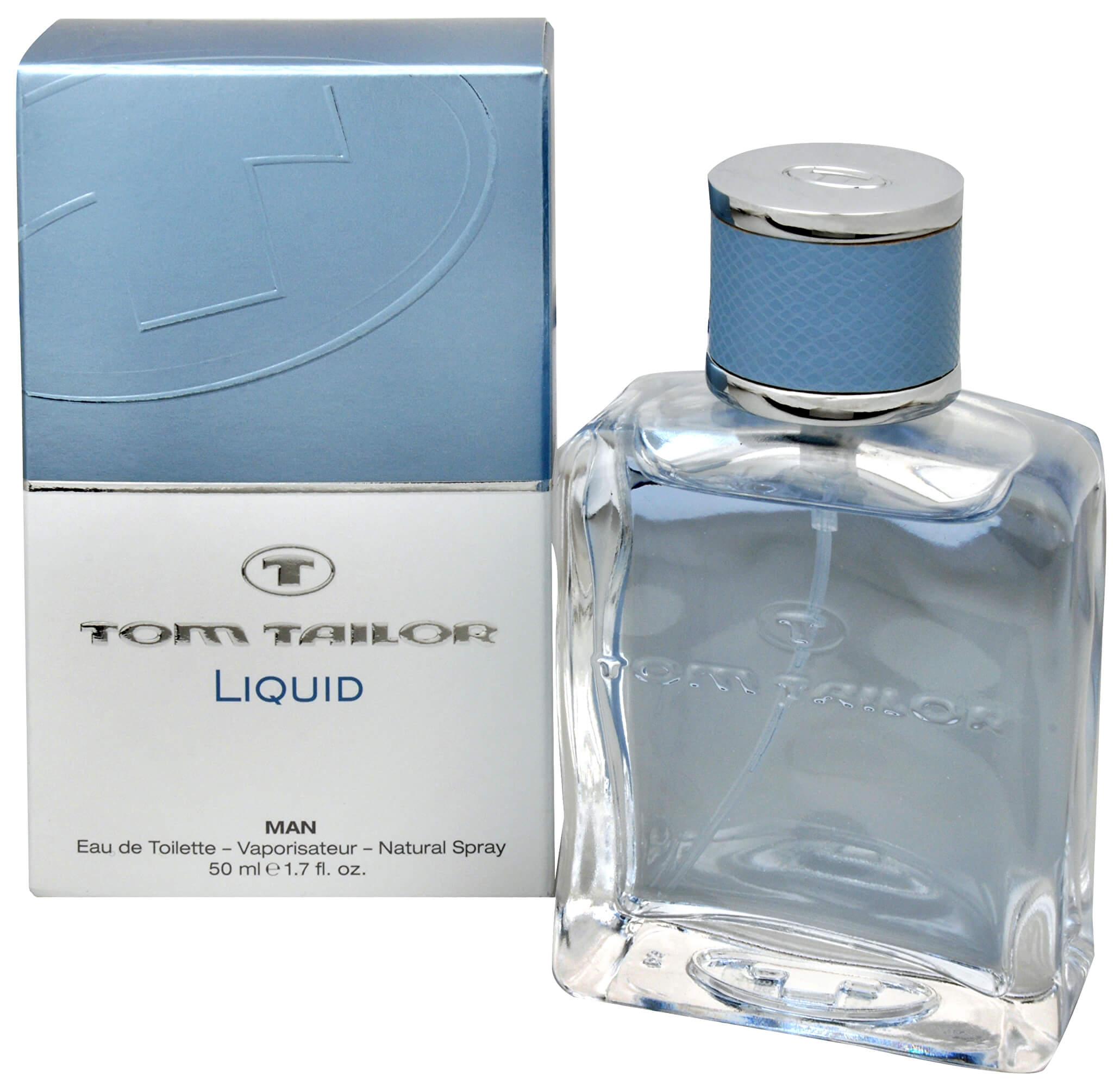 Tom Tailor Liquid Man - EDT30 ml