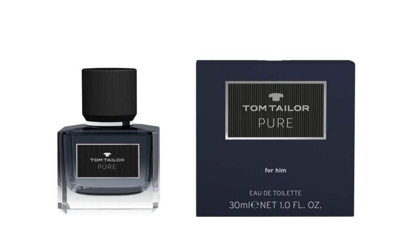 Tom Tailor Pure For Him - EDT 50 ml