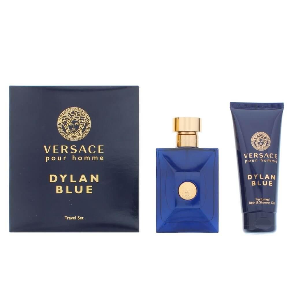 Versace Versace Pour Homme Dylan Blue - EDT 100 ml + sprchový gel 100 ml + 2 měsíce na vrácení zboží