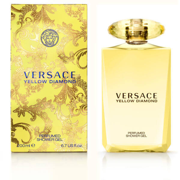 Versace Yellow Diamond - sprchový gel 200 ml