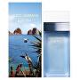 Light Blue Love In Capri Woman - EDT