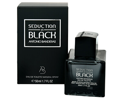 Seduction In Black - EDT