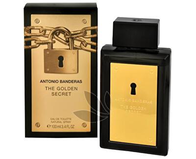 The Golden Secret - Eau de Toilette con vaporizzatore