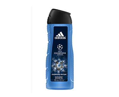 UEFA Champions League Edition - gel doccia