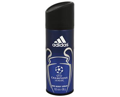Champions League - deodorant v spreji
