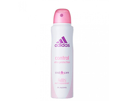 Control For Women - deodorant ve spreji