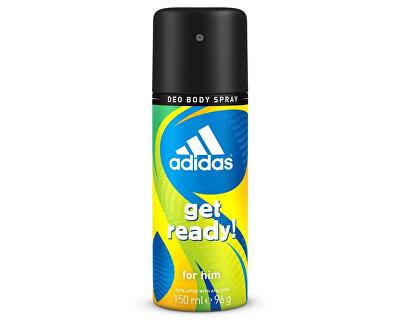 Get Ready! For Him - deodorant v spreji