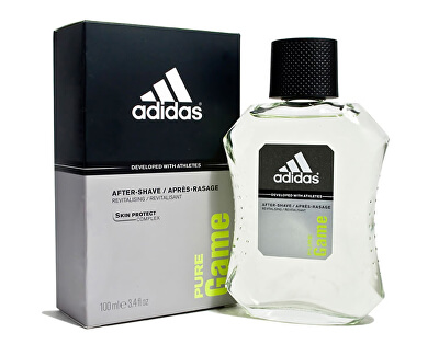 Pure Game - after shave