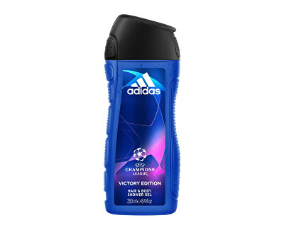 UEFA Victory Edition - sprchový gél