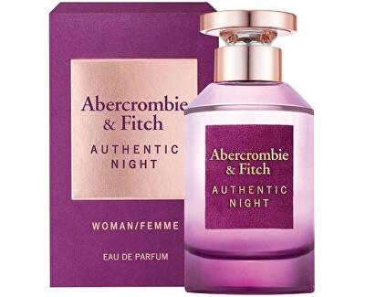 Authentic Night Woman - EDP