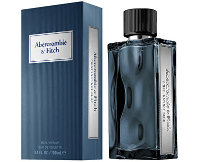 First Instinct Blue - EDT