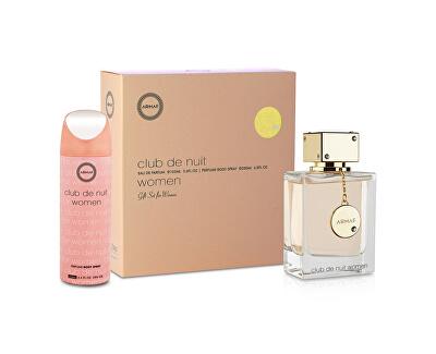 Club De Nuit Women - EDP 105 ml + deodorant ve spreji 200 ml