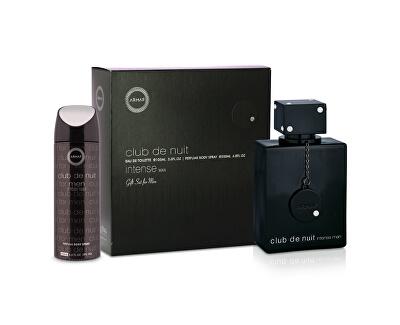 Club De Nuit Intense Man - EDT 105 ml + deodorant ve spreji 200 ml