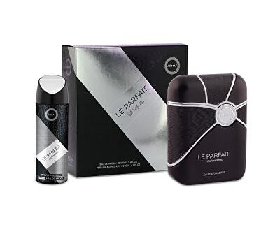 Le Parfait Pour Homme - EDP 100 ml + deodorant ve spreji 200 ml
