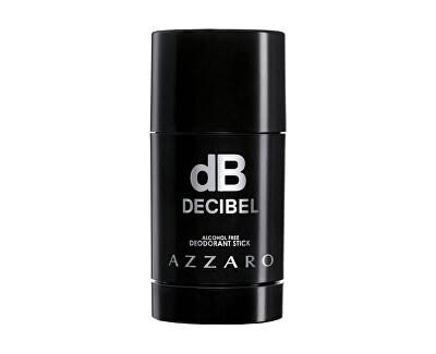 Decibel - deodorant solid