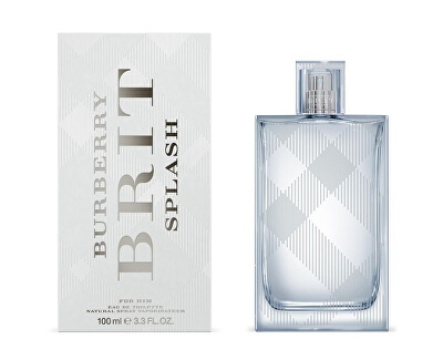 Brit Splash For Him - EDT