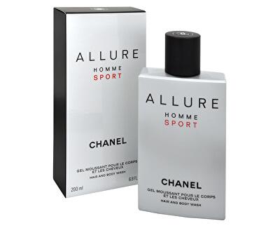 Allure Homme Sport - gel doccia