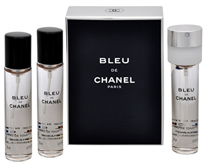 Bleu De Chanel - EDT ricarica (3 x 20 ml)