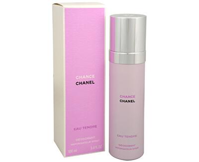 Chance Eau Tendre - deodorant v spreji
