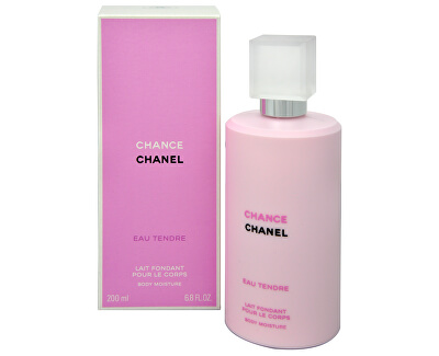 Chance Eau Tendre - telové mlieko