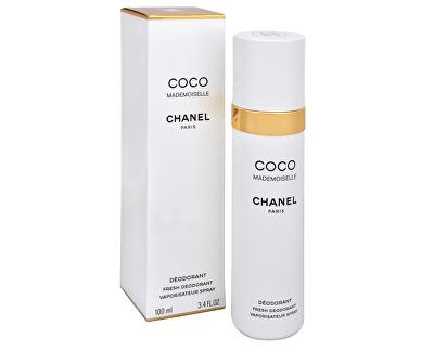 Coco Mademoiselle - deodorant ve spreji