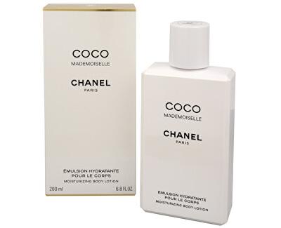 Coco Mademoiselle - telové mlieko