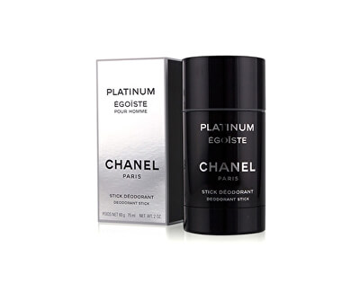 Egoiste Platinum - tuhý deodorant