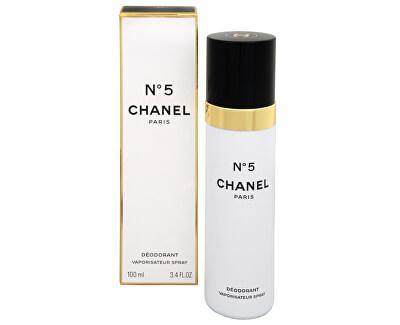 No. 5 - deodorante spray