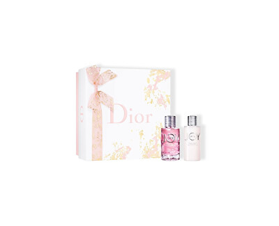 Joy By Dior Intense - EDP 50 ml + tělové mléko 75 ml