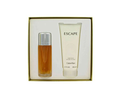 Escape - EDP 100 ml + lăptișor de corp 200 ml