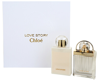 Love Story - EDP 50 ml + testápoló 100 ml