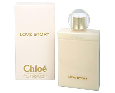 Love Story - lapte de corp